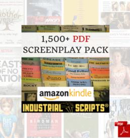 movie scripts PDF pack