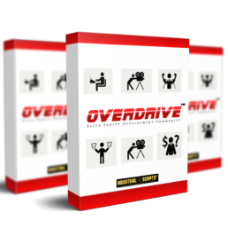 overdrive script development community